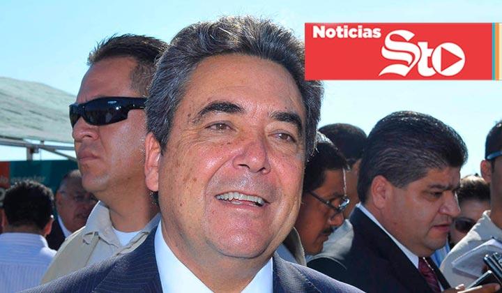 Detienen a exgobernador de Coahuila