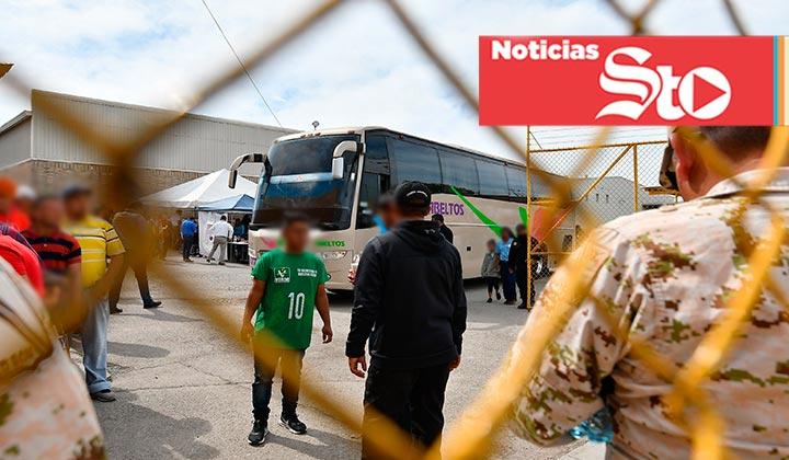 Deportan a migrantes de la Mara Salvatrucha de Coahuila