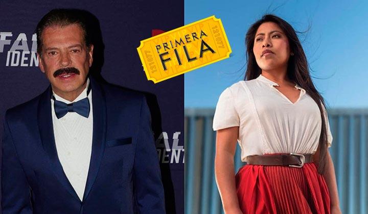Sergio Goyri despotrica contra Yalitza; la llama 'pin... india'