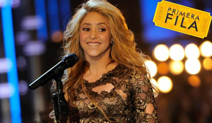 Shakira golpea a un policía de Miami