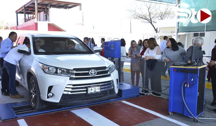 Torreón estrena equipo de monitoreo vehicular