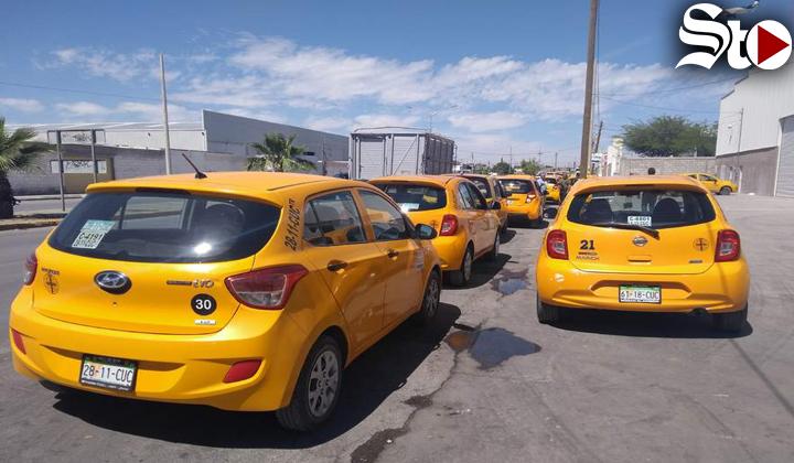 Taxistas se quejan del proceso de verificación vehicular