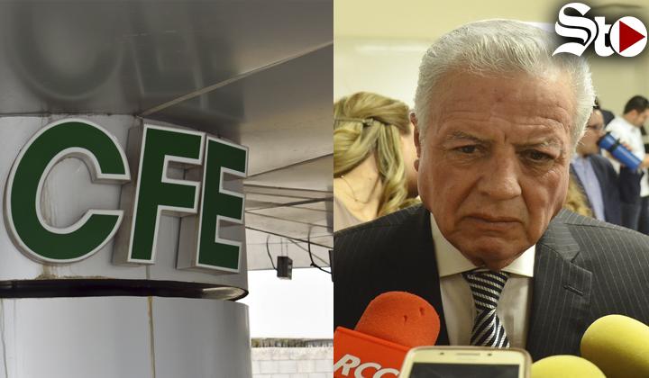 Buscarán emprender acciones legales contra CFE