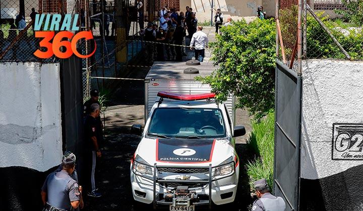 Tiroteo en escuela de Sao Paulo deja 10 muertos