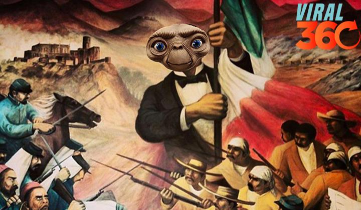 Los memes por el busto de Benito Juárez