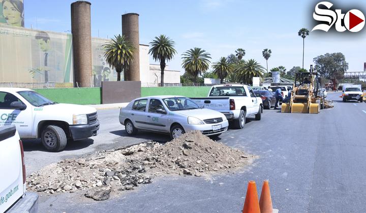 Tras corte en oficinas, Sideapa clausura tomas de agua de CFE