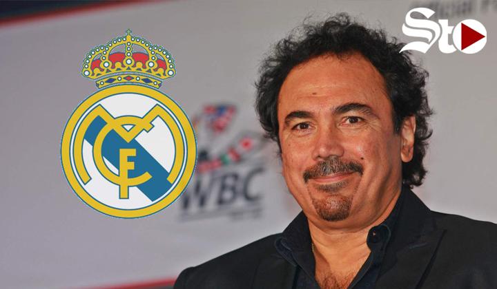 Hugo Sánchez se candidatea nuevamente para dirigir al Madrid