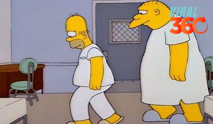 Retiran emblemático episodio en Los Simpson