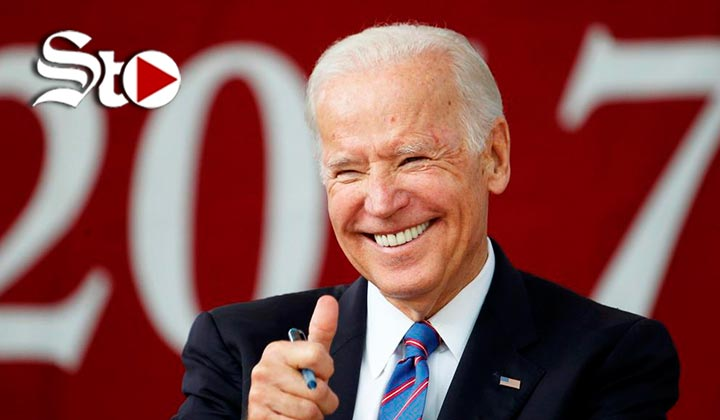 Joe Biden, candidato a la presidencia de EEUU