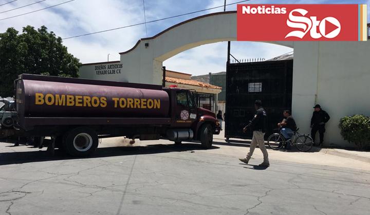 Varios lesionados deja explosión en Torreón
