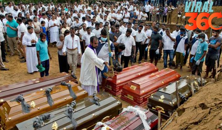 Elevan a 290 los muertos en serie de atentados en Sri Lanka
