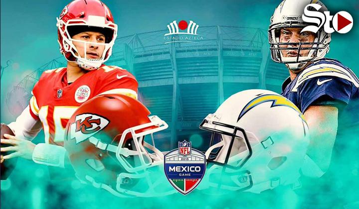 NFL confirma confirma el Monday Night en el Azteca