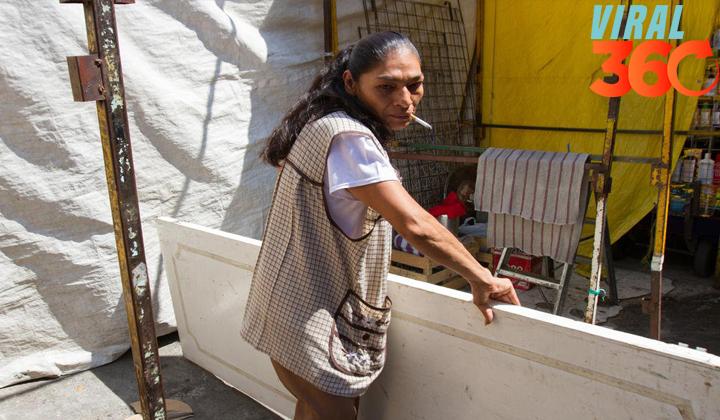 Muere Lourdes Ruiz, la 'reina del albur' de Tepito