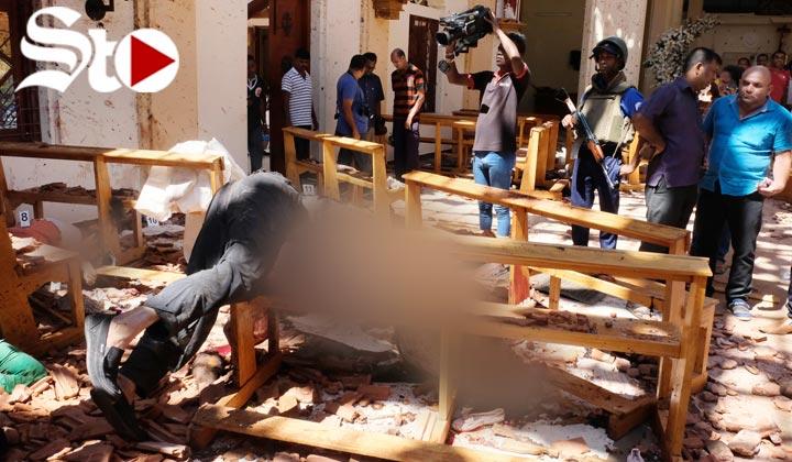Masacre en Sri Lanka; atentados dejan más de 200 muertos