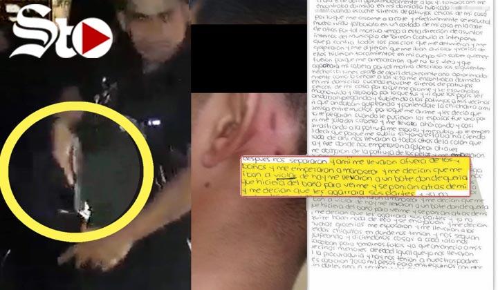 Denuncian abuso policiaco en Torreón; hay menores agredidos
