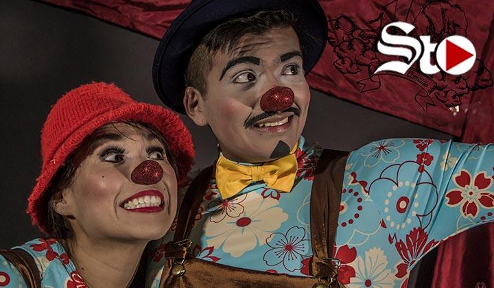 'Primera Llamada' la forma de llevar el arte clown a niños