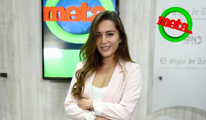 Rocío Moreli, la matadora que deslumbró a los laguneros
