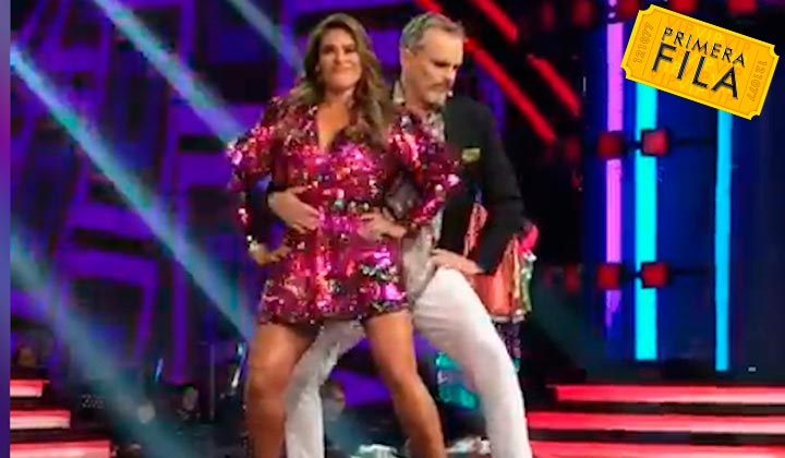 Galilea Montijo es criticada por bailar twerking en programa