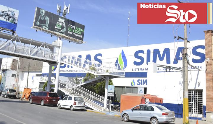 Por cuentas bancarias congeladas, Simas se ampara