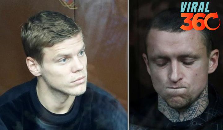 Condenan a prisión futbolistas rusos