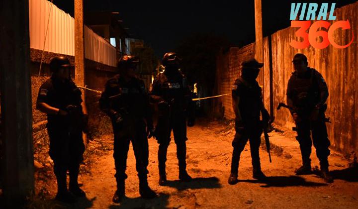 Capturan a presunto responsable de la masacre de Minatitlán