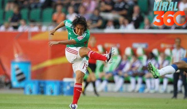 Gol de Mónica Ocampo elegido como el mejor de la historia