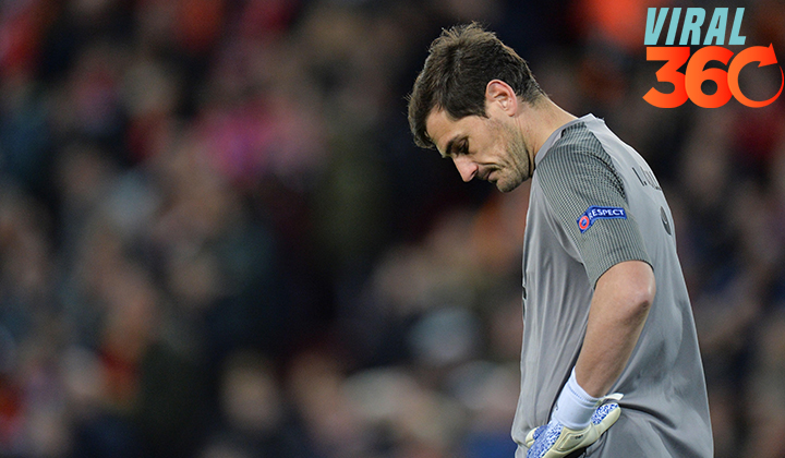Iker Casillas sufre infarto al corazón