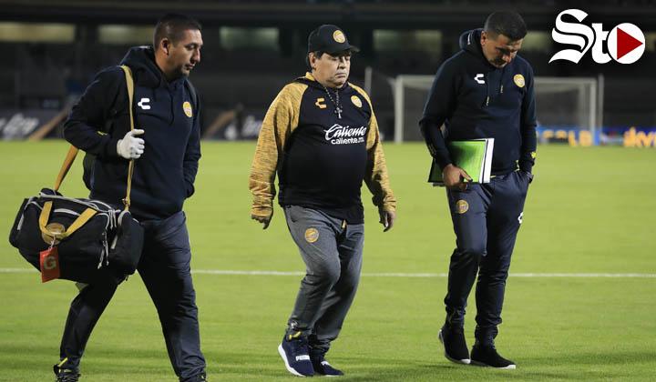 Dorados espera respuesta de Maradona