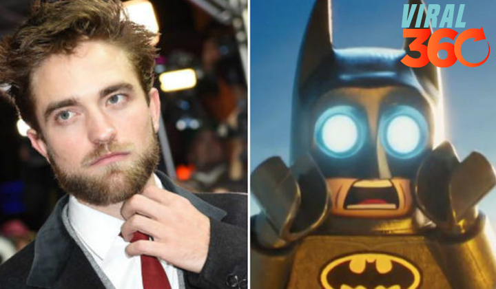Robert Pattinson será Batman y las redes crearon sus memes