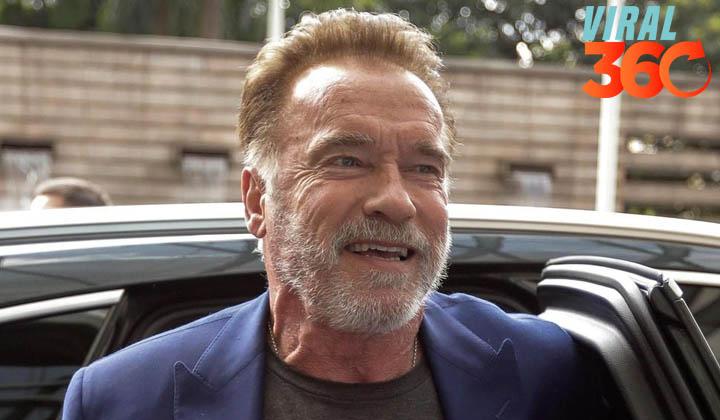 Agreden a Arnold Schwarzenegger durante evento en Sudáfrica