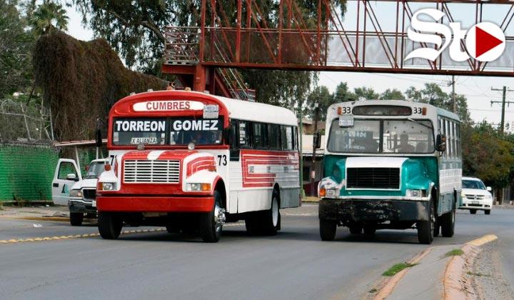 Transportistas aplauden cancelación de metrobús