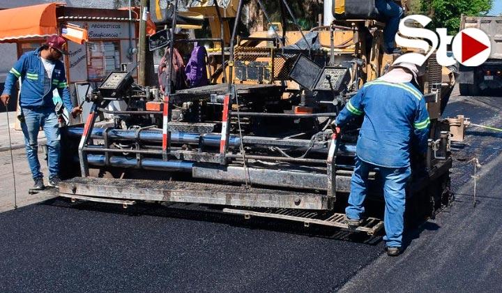 Suroriente es prioridad en pavimento: Obras Públicas de Torreón