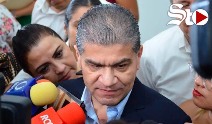 Por Coahuila hay que aguantar, pero tenemos un límite: Riquelme