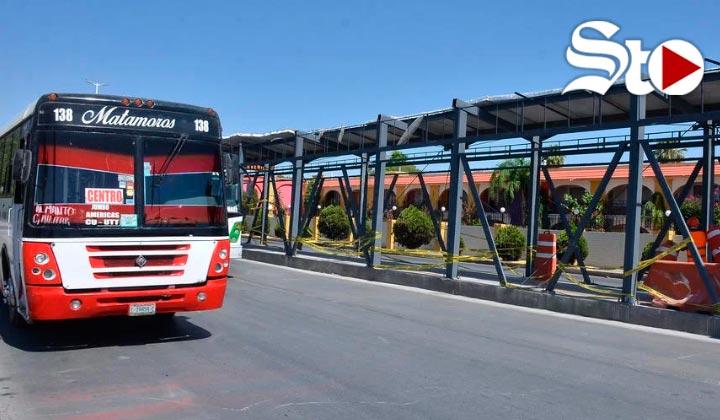 Nos han mentido con el Metrobús: transportistas de Coahuila