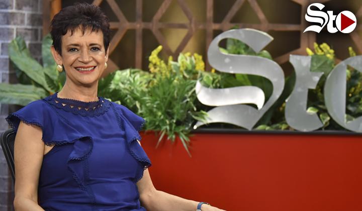 Cecilia Lavalle, voz de la paridad de género