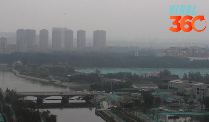 Ciudadanos exigen a los Gobiernos respirar un aire más puro