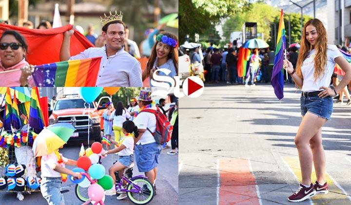 Marchan con 'orgullo' en Torreón