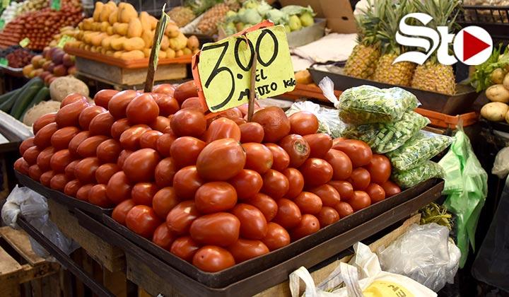 Crece el precio del tomate por aranceles