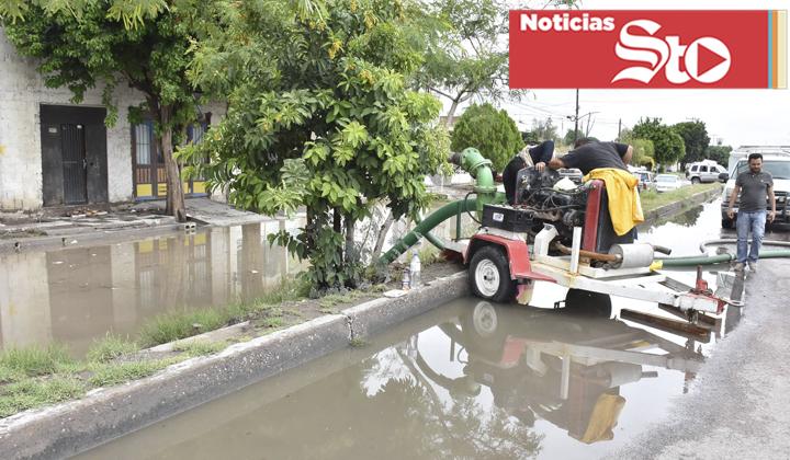 Gómez Palacio en alerta amarilla por lluvias