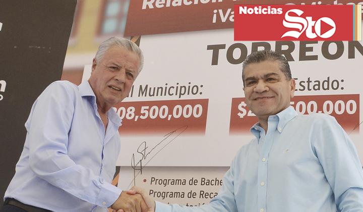 Programa 'Vamos a Michas' inicia en Torreón