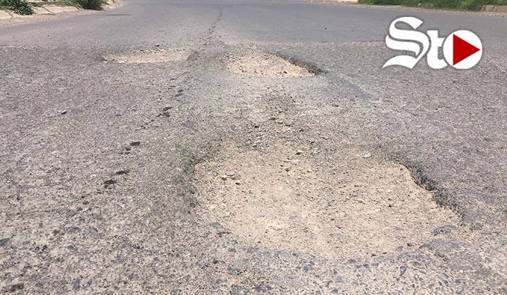 Pavimento en Torreón se encuentra rezagado
