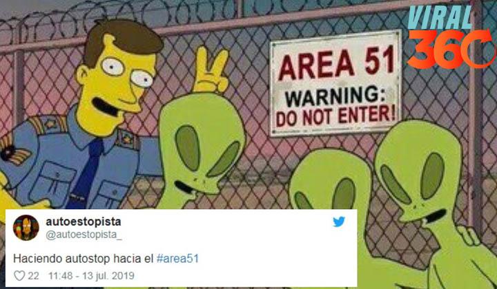 El plan de invadir el Área 51 y los memes sobre ello