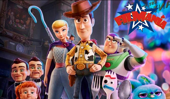 Toy Story 4, una tetralogía maravillosa