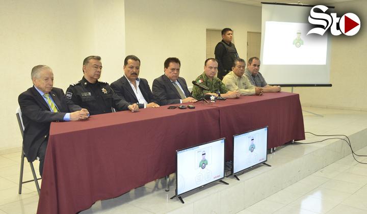 Detienen a presunto asaltante de bancos en Torreón
