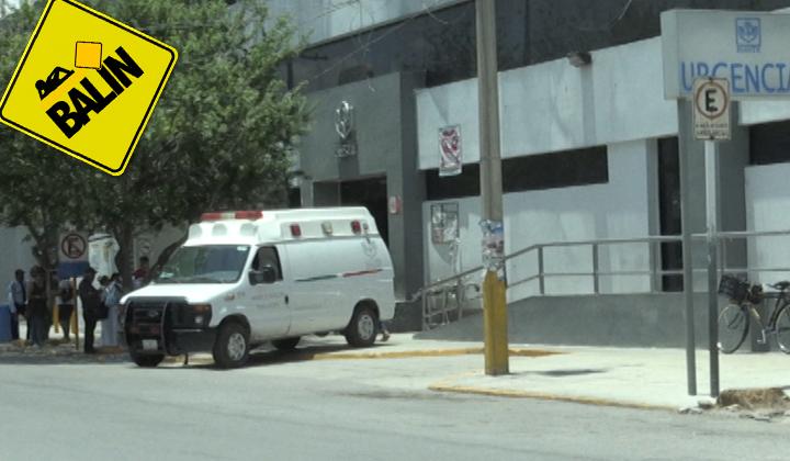 ¡Los balines ya no respetan los hospitales!