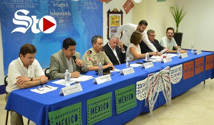 Anuncian actividades por mes patrio y aniversario de Torreón