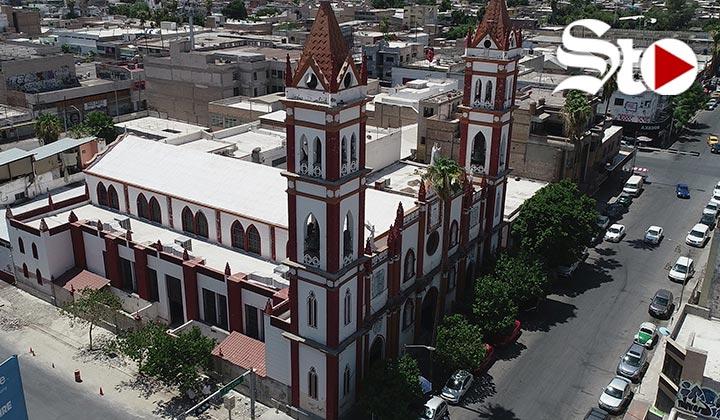 Obtienen licencia de INAH para obras en templo de Torreón