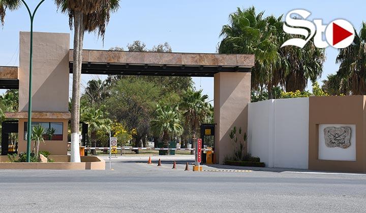 Señalan residencia de lujo de Rosario Robles en Torreón