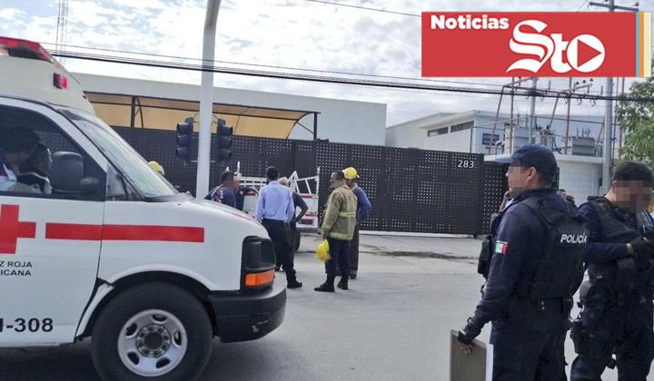 Se registra una explosión en parque industrial de Torreón