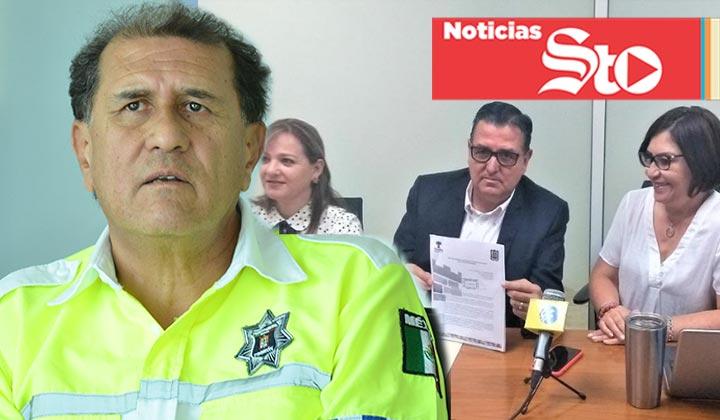 Piden destitución de Pedro Luis Bernal, ayuntamiento responde